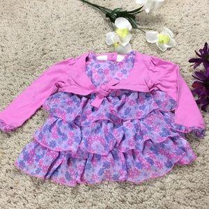 MiniWear Baby Girl Summer Dress Size 18 Months